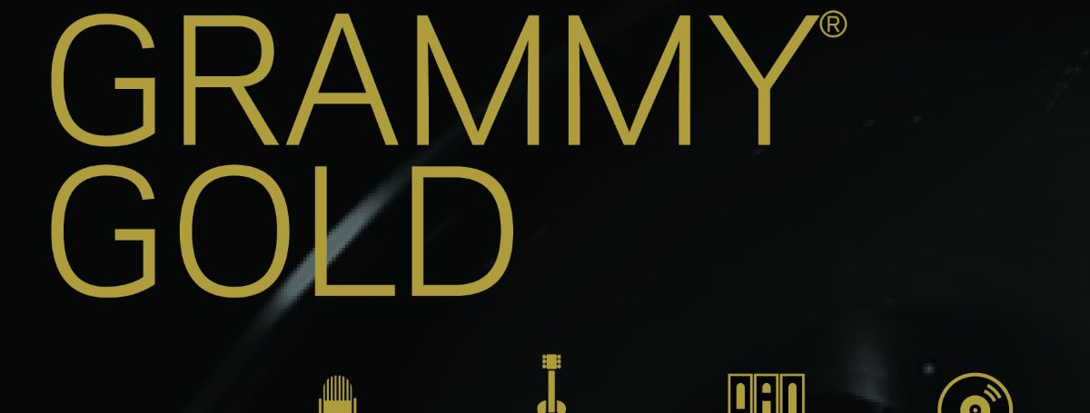 GRAMMY gold_Spot